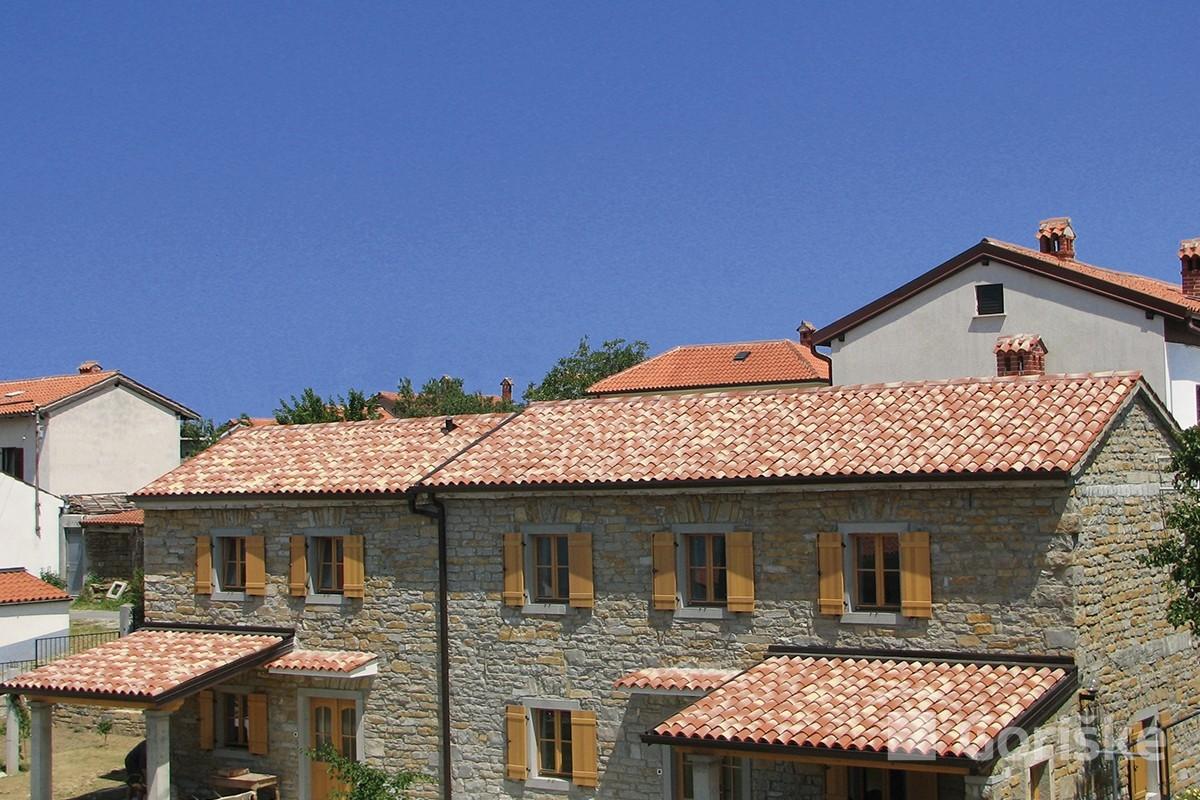 Fajti - Istrian clay roof tiles