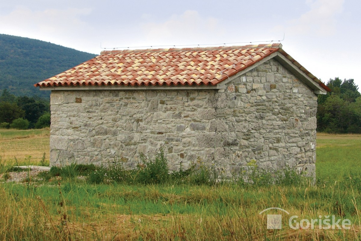 Rodik - Istrian clay roof tiles
