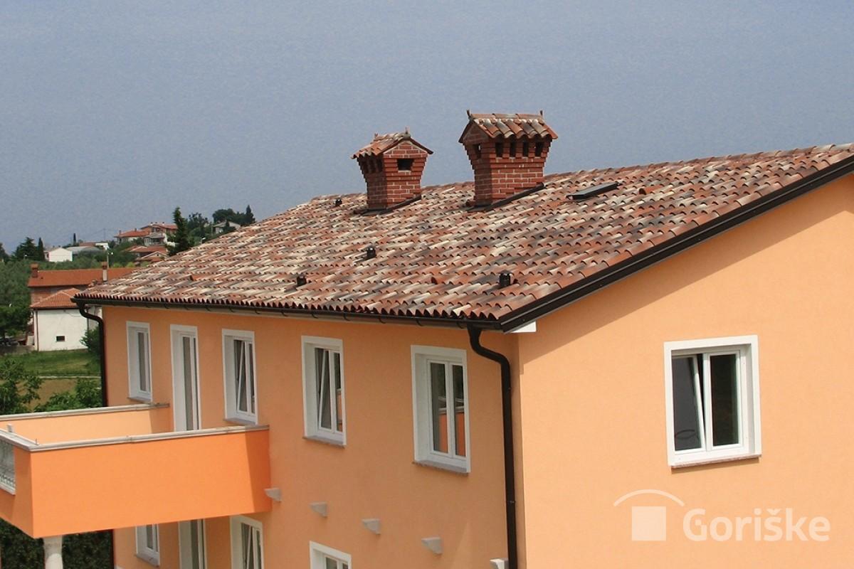 Hrvatini - Primorska type of clay roof tiles