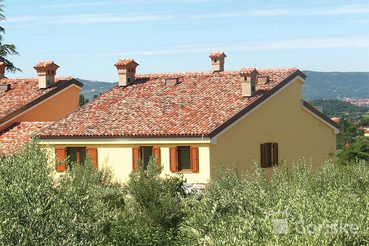 Plavje - Primorska type of clay roof tiles