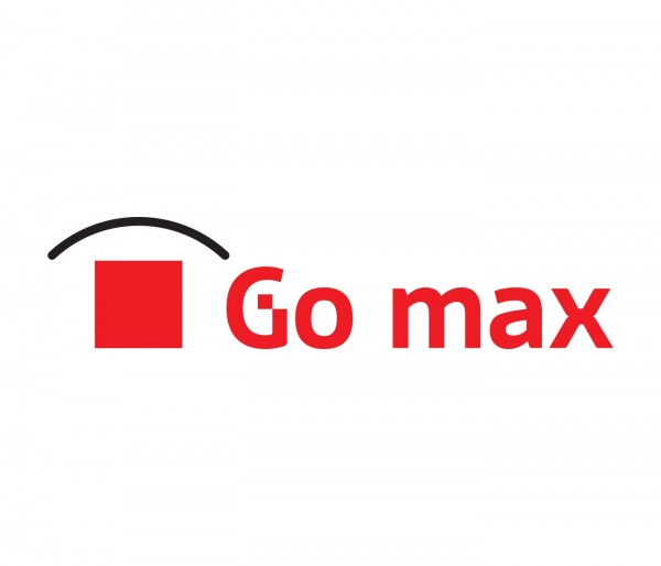 Logo  Go max CMYK