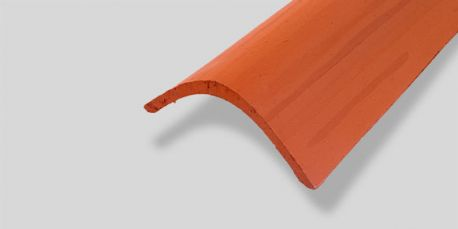 Clay roof tiles (korec)