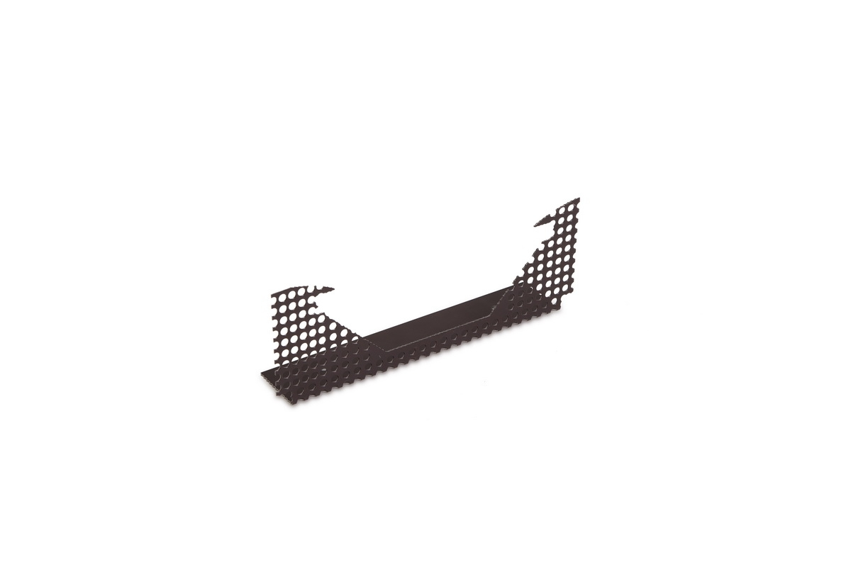 Metal eaves comb