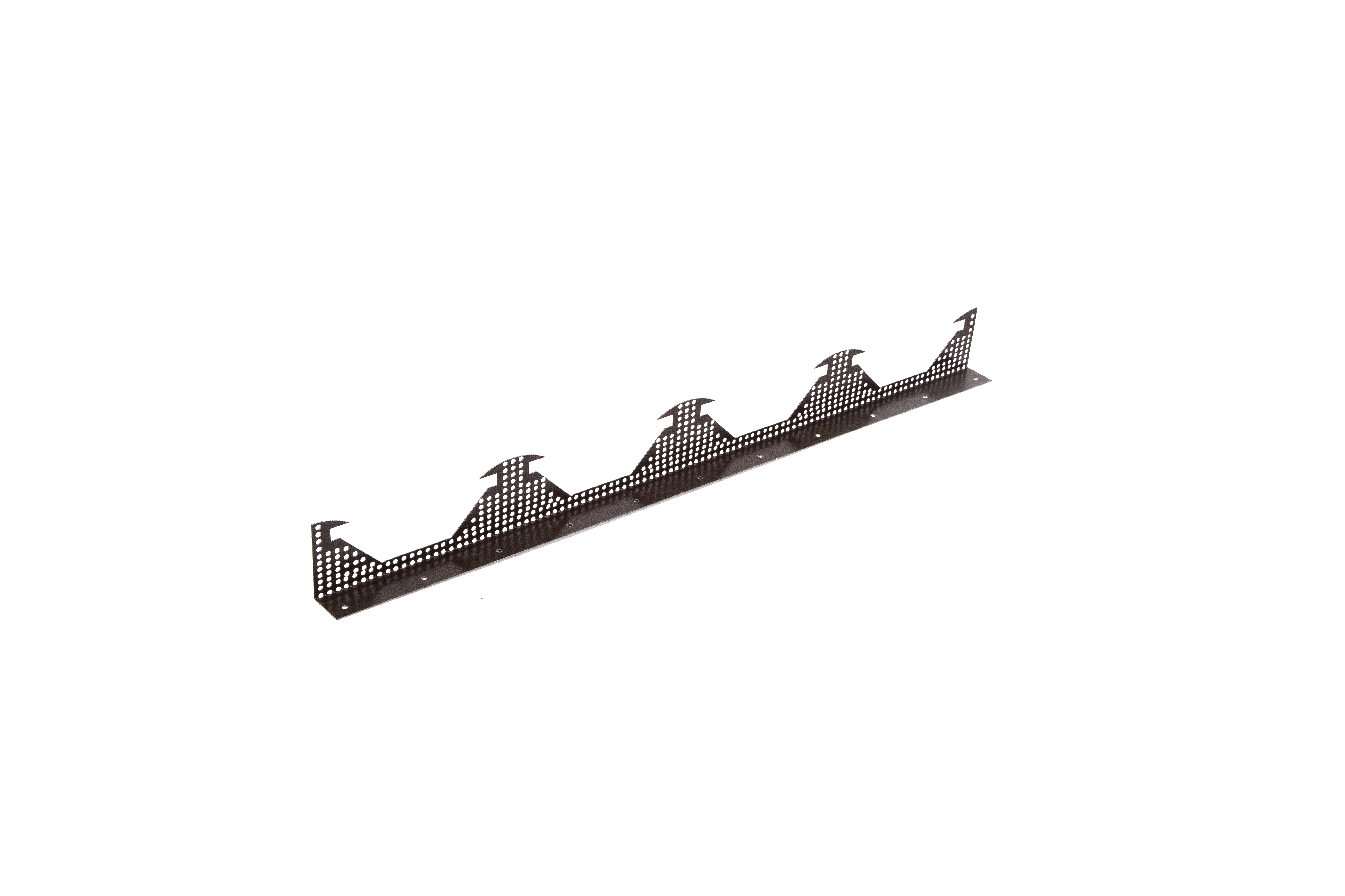 PROFILED METAL EAVE COMB - 86 cm