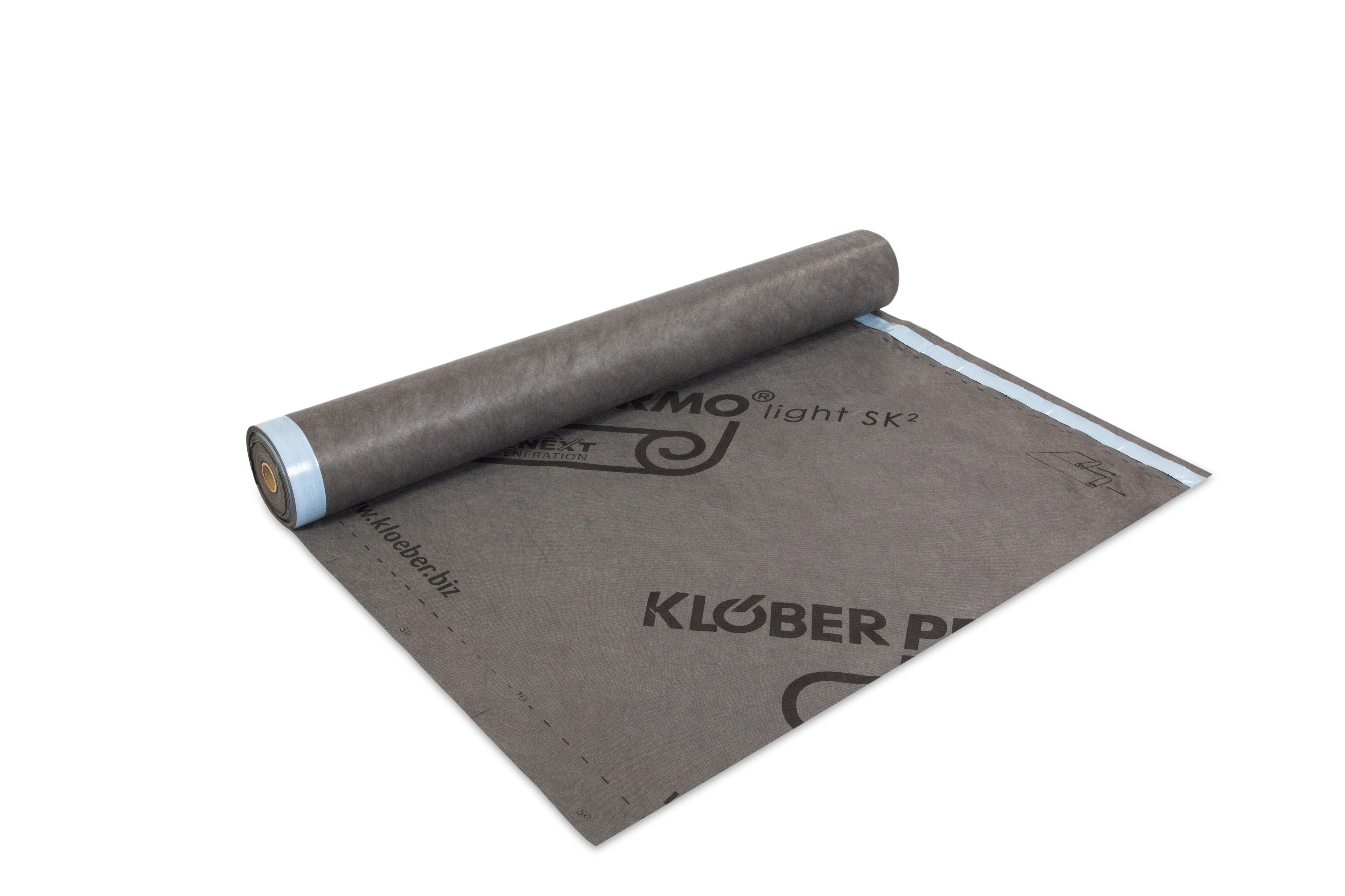 VAPOUR PERMEABLE UNDERLAY PERMO LIGHT SK2, 145G,  75 m roll